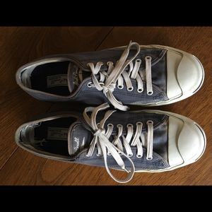And size 10 Jack Purcell converse tennis shoes